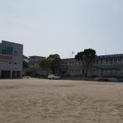 삼산초등학교 전경